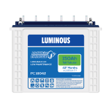 Luminous PC18042TJ 150AH Tall Tubular Battery